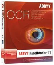 Abbyy FineReader 11 Corporate